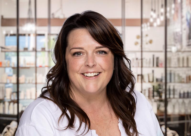 Amber west kelowna salon owner