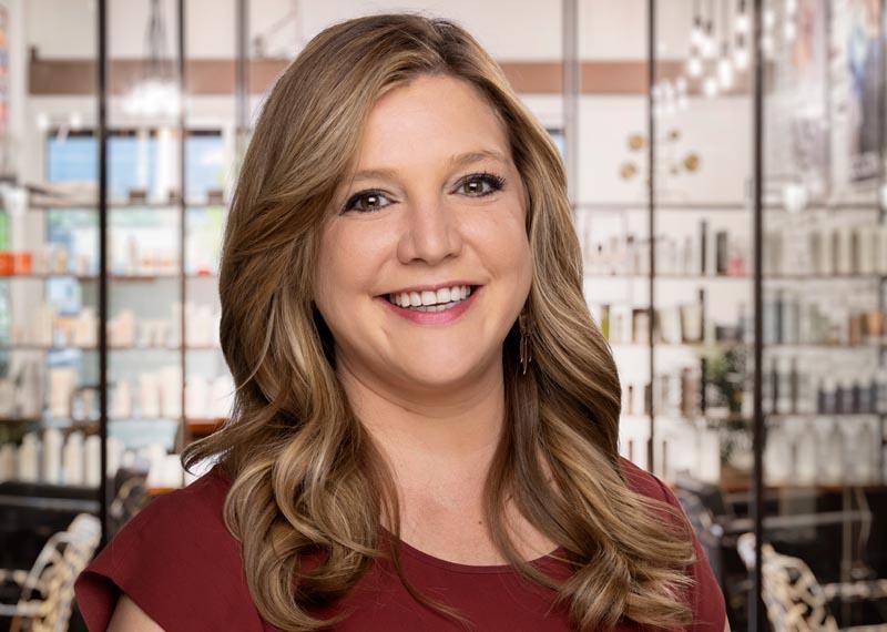 Veronica west kelowna hair stylist