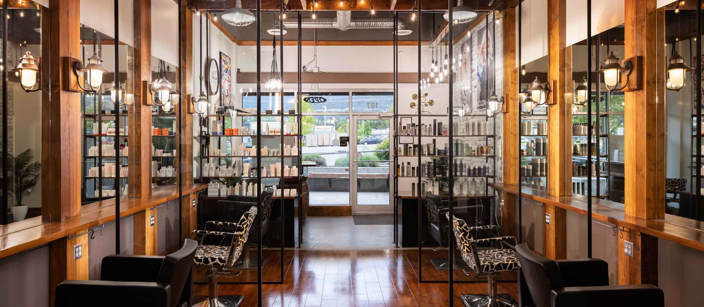 hair salon in west kelowna